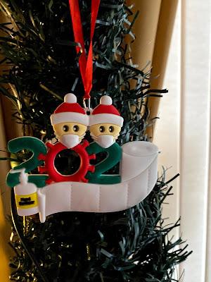 2020 Christmas Tree Decoration