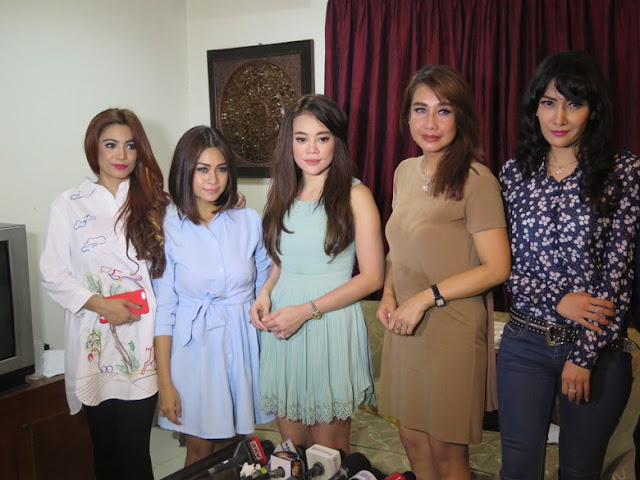 Pretty Asmara Teriak Dijebak, Artis Lain yang Ikut Dicokok: No Comment
