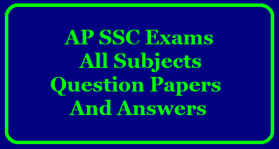 AP SSC Tewlugu, Hindi, English, Maths, Physics, Biology Social and Sanskrit Model Question papers with Answers /2020/05/AP-SSC-Telugu-Hindi-English-Maths-Physics-Biology-Social-Sanskrit-Model-Question-papers-with-Answers-download.html