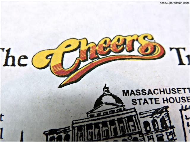 Servilleta de la Réplica de Cheers en Boston