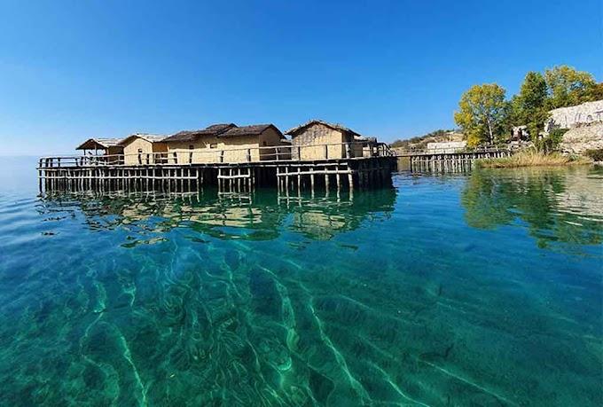 Golden Age platziert Ohrid als einer der schönsten Naturparadiese und Nationalparks