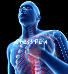 Cause of chest pain and deferential diagnosis of chest pain
