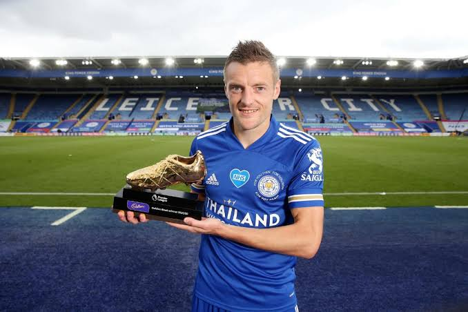 10 years ago I was earning £30 a week in 8th tier league: Golden Boot winner Jamie Vardy inspirational message