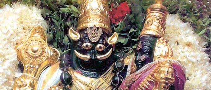 அதீத சக்தி வாய்ந்த நரசிம்ஹ ஸ்தோத்திரம்-தினசரி 18 முறைகள் கூறி வர அனைத்து துன்பங்களும் தீர்வது உறுதி