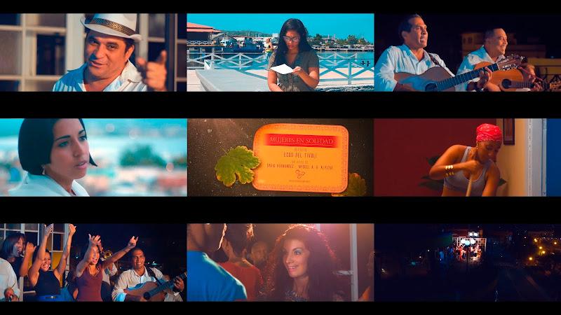 Septeto Ecos del Tivolí - ¨Mujeres en soledad¨ - Videoclip - Dirección: David Hernández - Miguel A. R. Alpízar. Portal Del Vídeo Clip Cubano. Cuba.