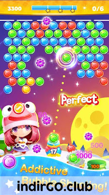 bubble shooter hile apk