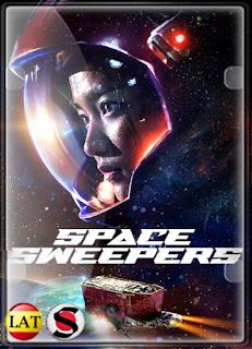 Barrenderos Espaciales (2021) WEB-DL 1080P LATINO/ESPAÑOL/COREANO
