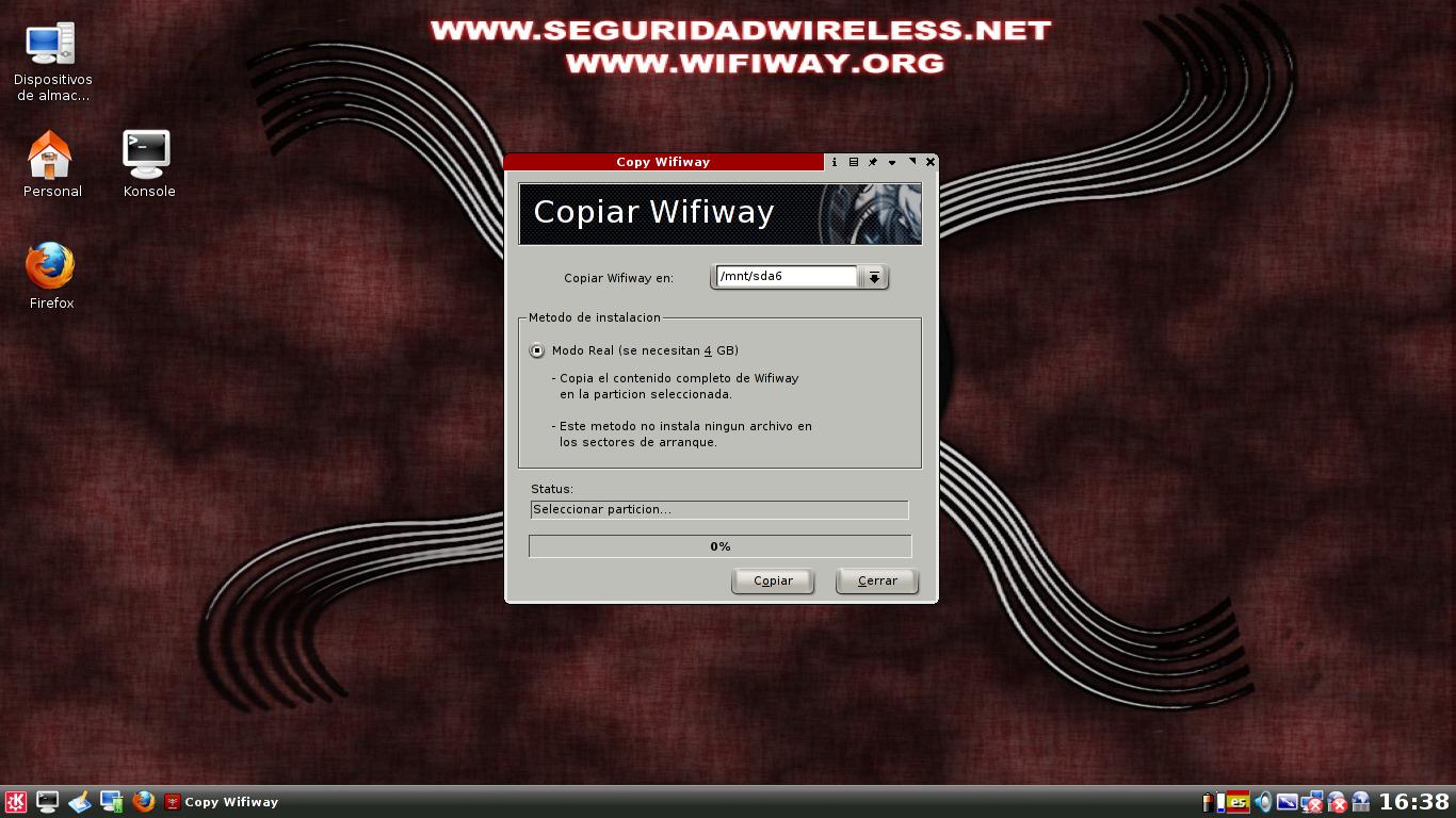 wifiway 1.0 para ubuntu