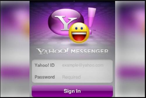 yahoo! Messenger Zaman Dulu