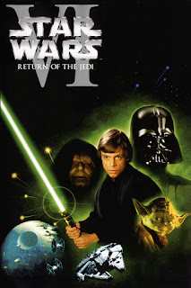 Star Wars Episode 6: Return of the Jedi (1983) การกลับมาของเจได