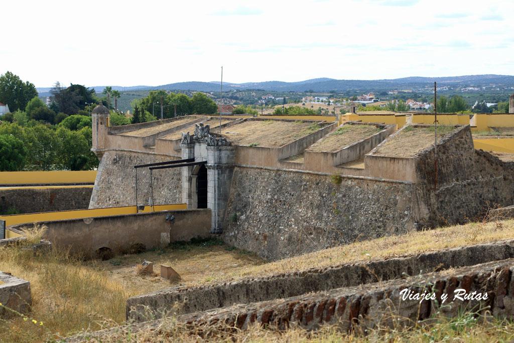 Puerta de Olivenza de Elvas