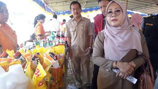 Pasar Murah di Babakan, Warga Apresiasi Program Disdag NTB