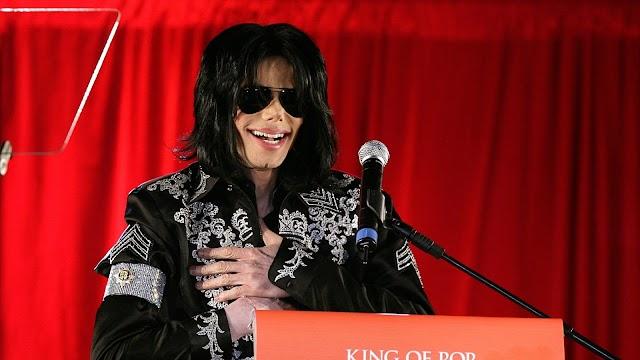 Again, Michael tops list of highest earning dead celebrities