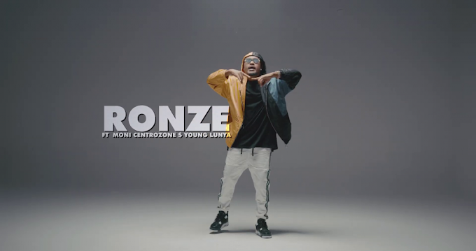 VIDEO | Ronze Ft. Moni Centrozone & Young Lunya – Huruma (Remix ) |Download New song
