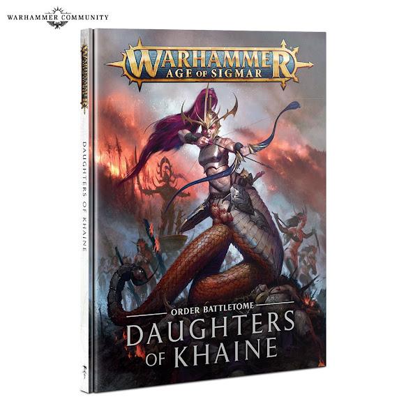 Battletoem hijas de Khaine