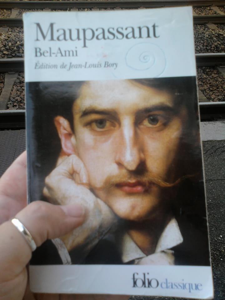 Le Monde De Noa Livre Bel Ami De Maupassant