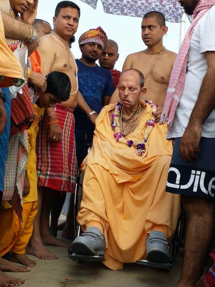 Prabhupada wife sexual dysfunction