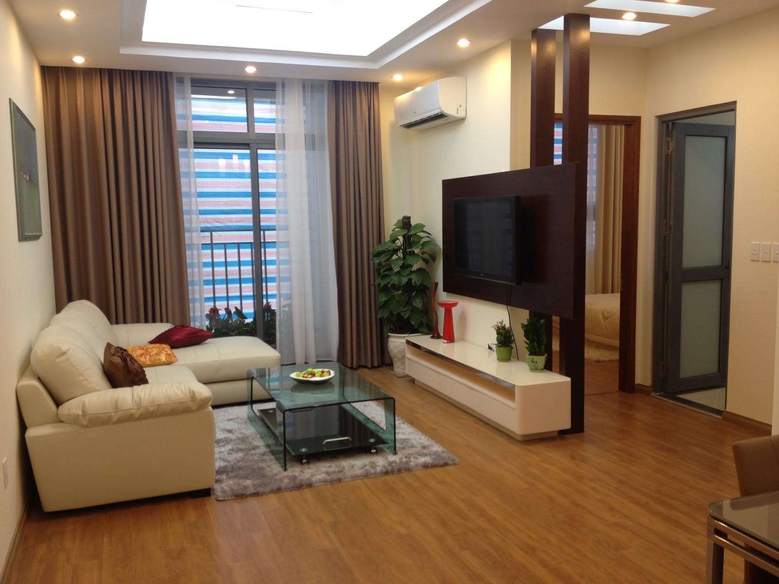 Căn hộ cao cấp tại chung cư An Bình City - 232 Phạm Văn Đồng