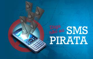 SMS pirata