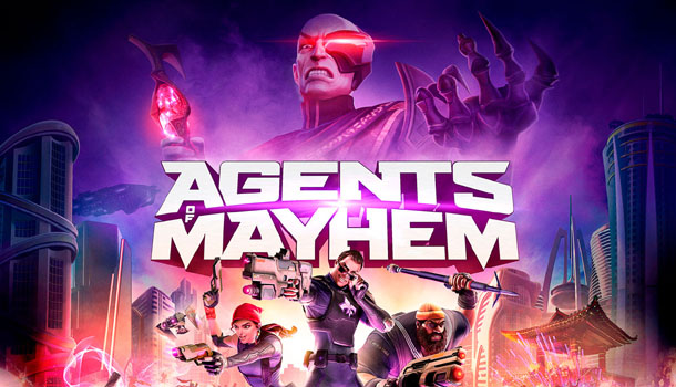 Agents of Mayhem - Full PC Game Download Torrent