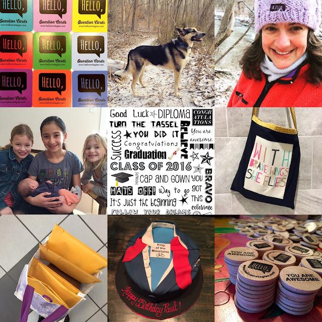 Jen Lara Life Updated Blog Collage