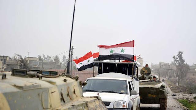 ترجيحات بعملية عسكرية في الجنوب بعد إخفاق جهود الوساطات, و50 كيلومتراً تفصله عن «التنف»