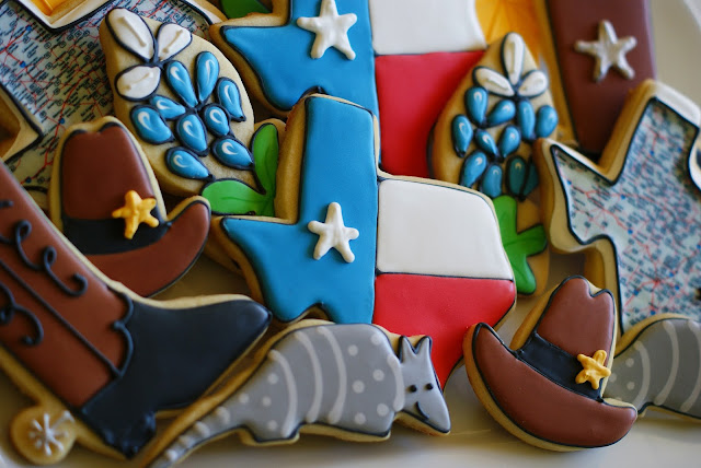 texas cookie set
