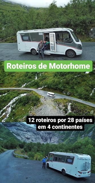 Roteiros Motorhome