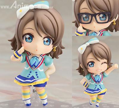 Figura You Watanabe Nendoroid Love Live! Sunshine!!