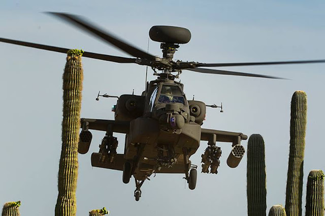 Morocco orders Apache helicopters