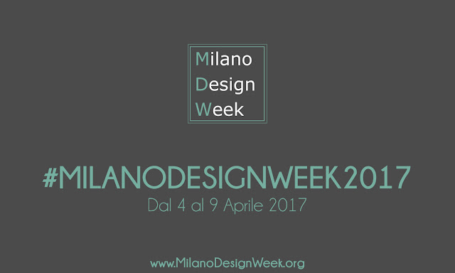 LOCANDINA MILANO DESIGN WEEK 2017