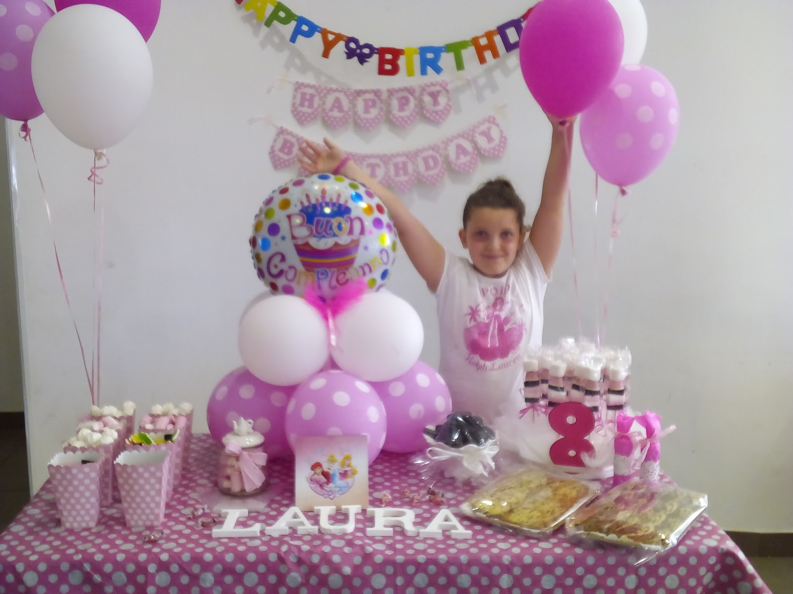 Allestire Tavolo Per Compleanno Bambino Allestire Tavolo Per
