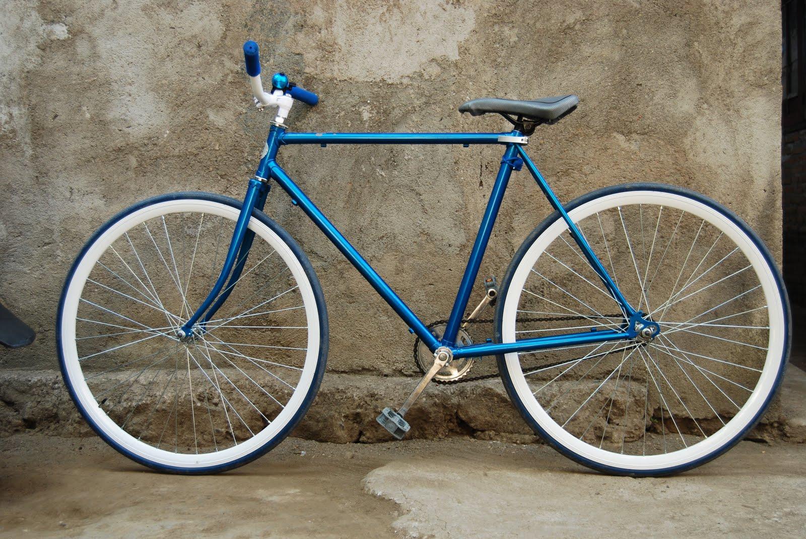 Terjual JUAL sepeda fixie balap FLKR (folker) KASKUS