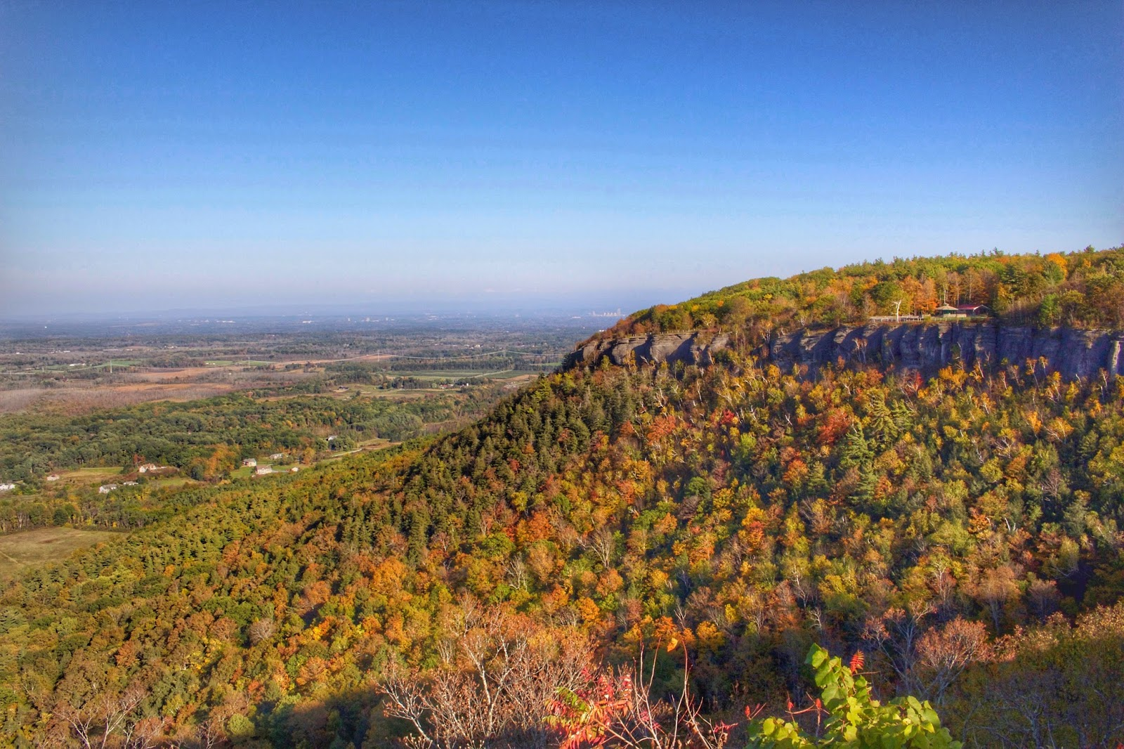 John Boyd Thacher State Park Albany New York