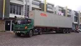 Importir Cargo PU Leather China Indonesia Jakarta Padang