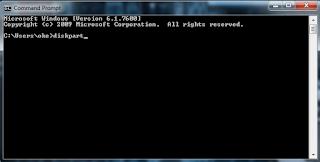 Cara Mengetahui Kapasitas Hard Disk Melalui Command Prompt
