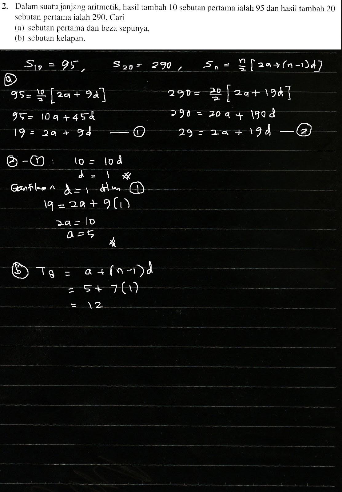 Jawapan Buku Teks Matematik Tingkatan 2 2019 - Pijat Koo
