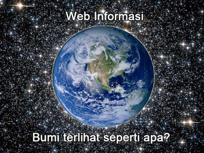 Bumi blue marble