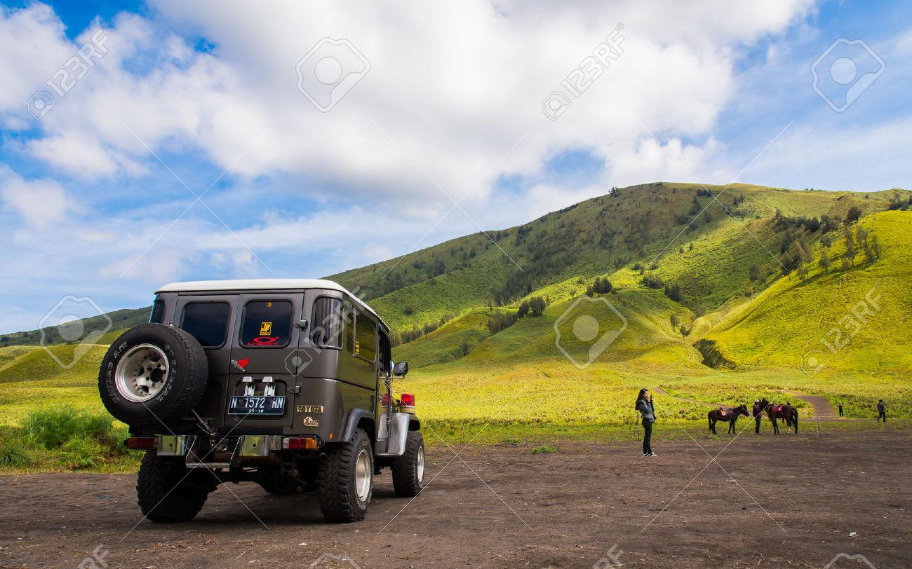 Sewa Jeep Dari Probolinggo Ke Bromo