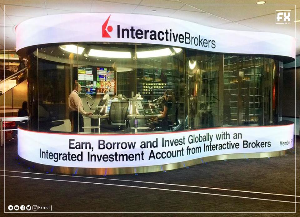 انتراكتيف بروكرز Interactive Brokers تسجل رقما قياسيا للتداولات في ديسمبر