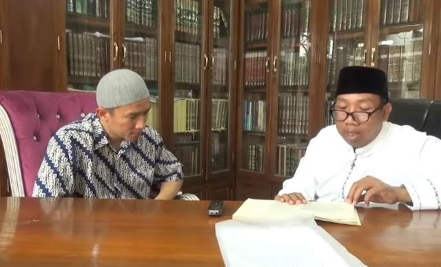 Gus Qoyyum dan ustadz Felix Siauw