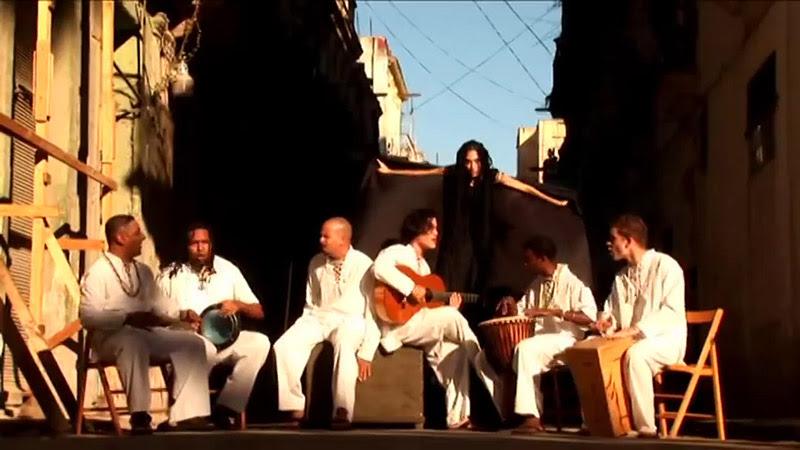 Lizt Alfonso Dance Cuba - ¨Vida¨ - Videoclip - Dirección: X Alfonso. Portal Del Vídeo Clip Cubano - 06