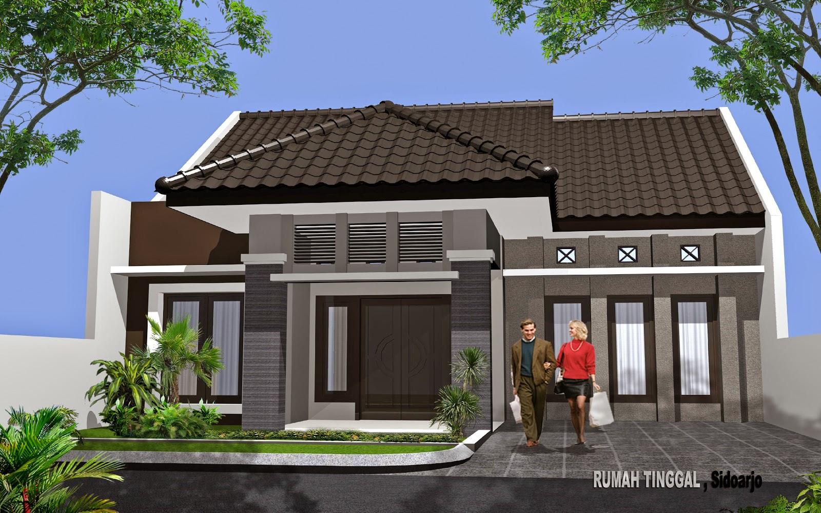 Desain Rumah Tingkat Di Desa Tukang Desain Rumah