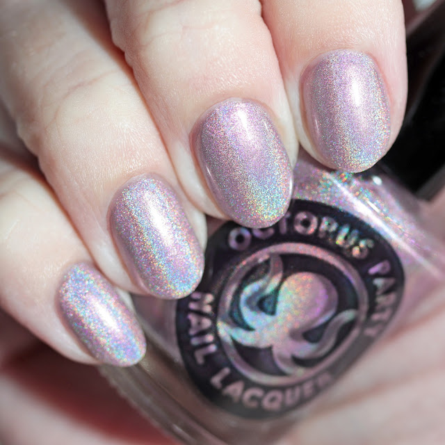 Octopus Party Nail Lacquer Paeon