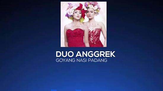 Lirik Lagu Duo Anggrek - Goyang Nasi Padang