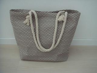 Bavlnená taška na pláž