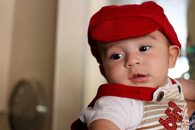 Image: Red Cap Baby, by Flavio Gaudencio on Pixababy