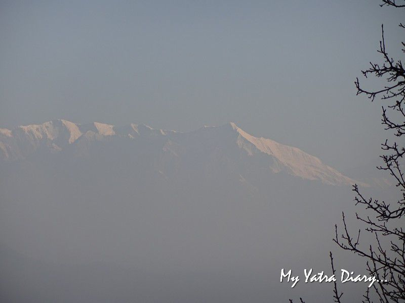 Nanda devi peak - the second highest mountain peak in India