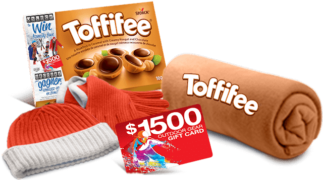 WIN Toffifee Instant Prizes and FREE Product Coupons
