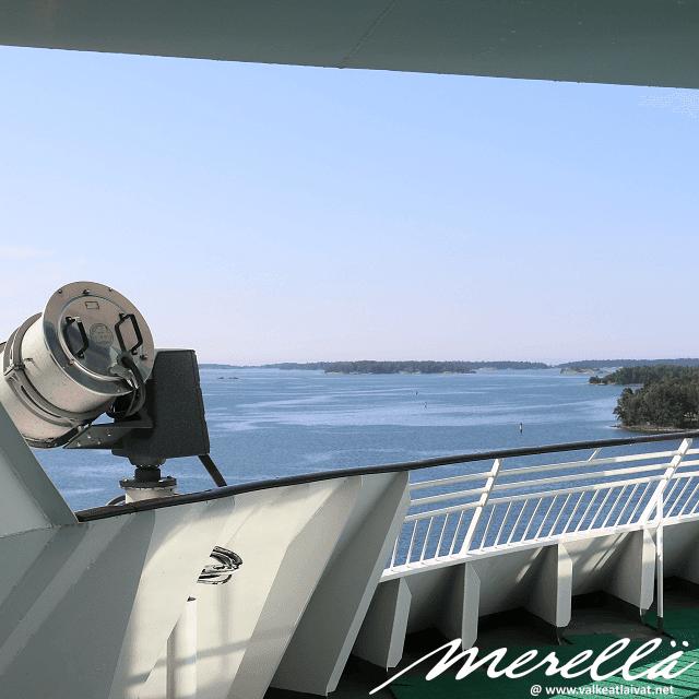 Silja Line Mariehamn